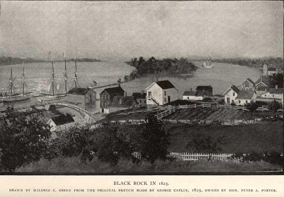 Black Rock - 1823
