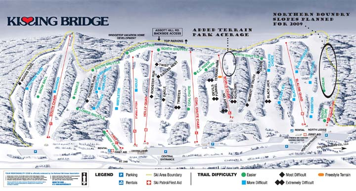 Kissing Bridge Ski Resort