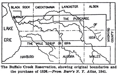 Buffalo Creek Reservation Description